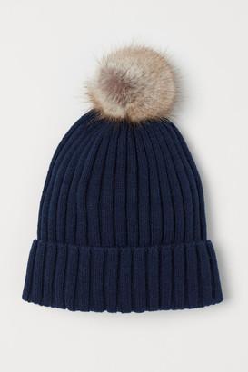 H&M Ribbed hat