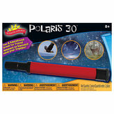 SCIENTIFIC EXPLORER Scientific Explorer Polaris Telescope 2-pc. Discovery Toy