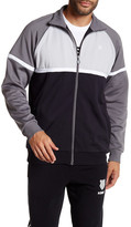 K-Swiss Long Sleeve Micro Fiber Jacket