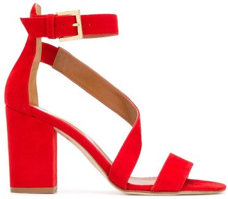 Paris Texas Heeled Sandals