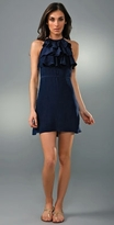 Sydney Ruffle Cover-Up Dress