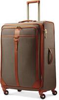 "Hartmann Herringbone Luxe 29"" Long Journey Expandable Spinner Suitcase"