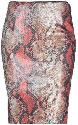 Cristinaeffe Knee length skirt