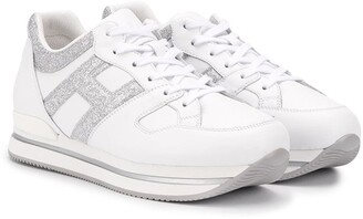Hogan TEEN H222 platform sneakers