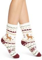 PJ Salvage Women's Plush Socks