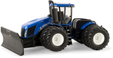 Tomy 1/64th Scale Grouser Blade New Holland Toy Tractor