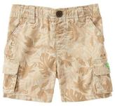 Gymboree Leaf Shorts
