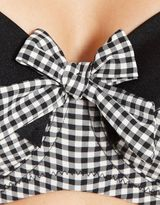 Pour Moi? Checkmate Underwired Bikini Top