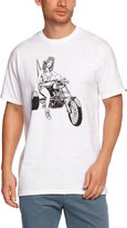 Vans Mens Biker Babe Graphic T-Shirt 038 M