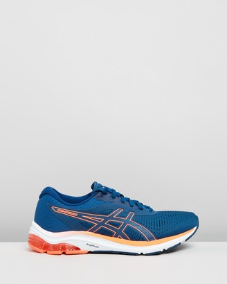 Asics Women's Blue Running - GEL-Pulse 12 (D) - Women's - Size 7 at The Iconic