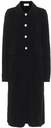 The Row Adonide single-breasted coat