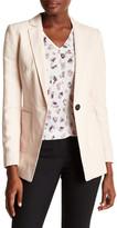 Hobbs Lillie Long Silk Blend Jacket