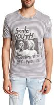 Eleven Paris ELEVENPARIS Sonic Youth Album Cover T-Shirt