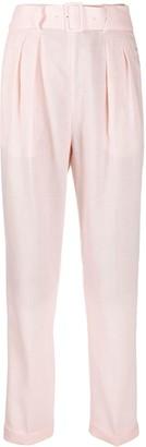 Agnona High Waisted Trousers