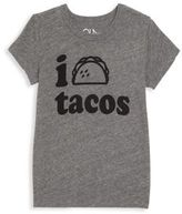 Chaser Toddler's, Little Boy's & Boy's Taco Tee