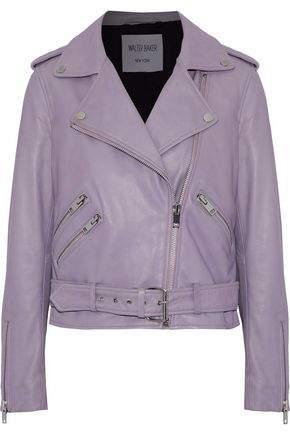 Walter W118 By Baker Allison Leather Biker Jacket