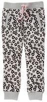 Gymboree Leopard Sweatpants