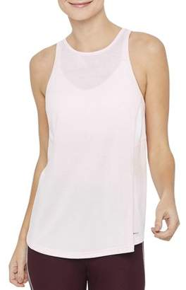 Athletic Works Open Back Mesh Tank Top
