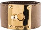 Fendi Goldmine Cuff Bracelet