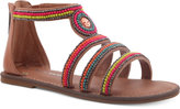 Nina Dutch Sandals, Little Girls (11-3) & Big Girls (3.5-7)
