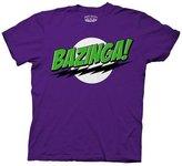 Ripple Junction The Big Bang Theory Men's Bazinga! TBBT T-shirt