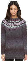 Woolrich Women's Roundtrip Fairisle Boucle Sweater