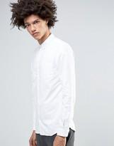 Minimum Jay Classic Oxford Shirt Buttondown In Slim Fit