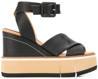Paloma Barceló Eillen wedge sandals