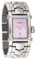 Charriol Colvmbvs Watch w/ Mother of Pearl Dial