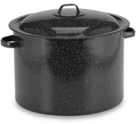 Granite Ware Graniteware 11.5 qt. Canner with Rack