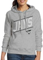 Sarah Women's Toronto Blue Jays Royal Success Is Earned Hoodie L