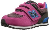 New Balance KG574I Outside Pack Classic Running Shoe (Infant)