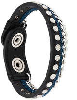 Diesel A-Jaddena triple bracelet