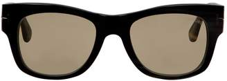 Tom Ford Tortoiseshell Wayfarer Sunglasses