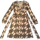 Gucci Multicolor silk dress
