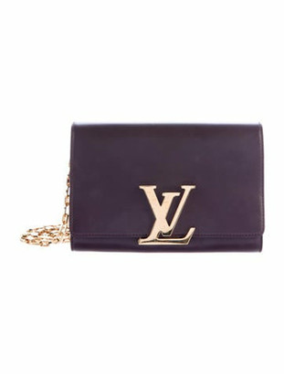 Louis Vuitton Chain Louise MM brass