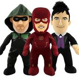 Bleacher creatures DCTV The Flash, Arrow & Penguin 10-in. Plush Figures by Bleacher Creatures