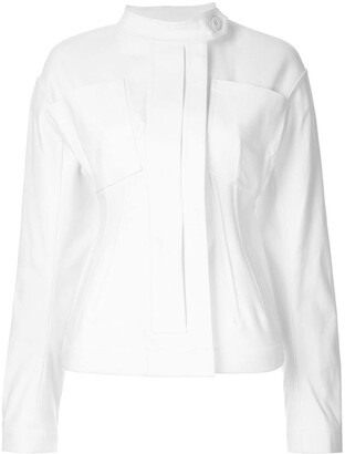 Jil Sander Fitted Jacket