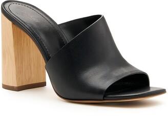 Botkier Ross Block Heel Slide Sandal