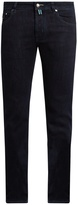 Jacob Cohen Tailored slim-leg stretch-denim jeans