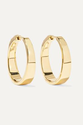 Anita Ko Meryl 18-karat Gold Hoop Earrings - one size