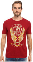 Lucky Brand Forever Two Wheels Graphic Tee