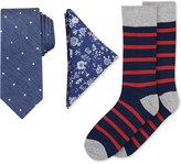 Bar III Men's Tie, Pocket Square & Socks Set, Only at Macy's