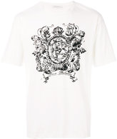Pierre Balmain printed T-shirt - men - Cotton - 46