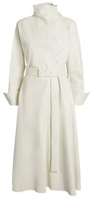 Ellery Vesuvio Leather Dress