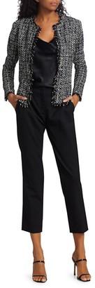 IRO Shavani Metallic Tweed Jacket