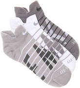 Nike Women's Graph Women's No Show Socks - 3 Pack