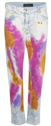 Versace Multicoloured jeans
