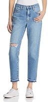 Nobody Bessette High Rise Jeans in Busted