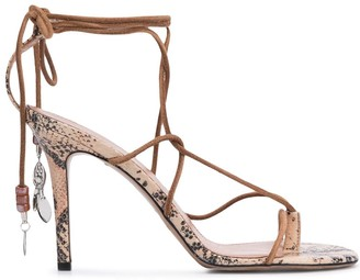 Isabel Marant Lace-Up Sandals